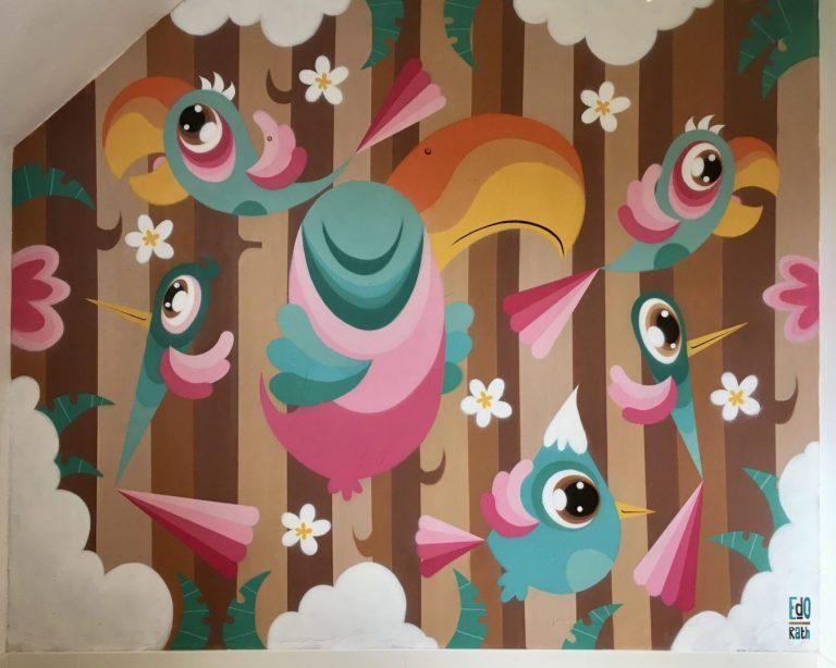 Studio Edo Rath Mural